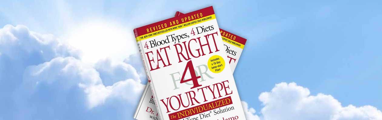 Blood Type Diet Recipe Center